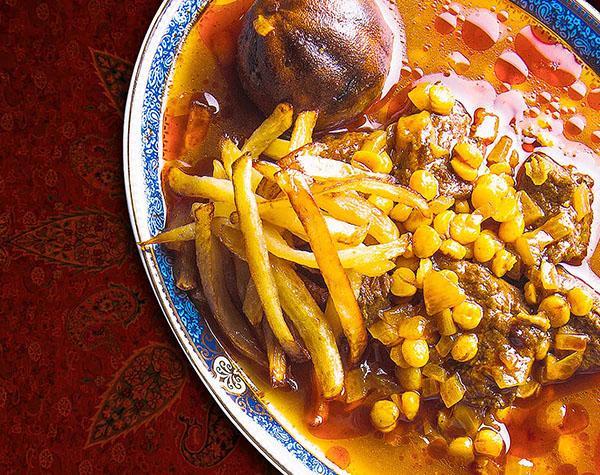 Khoresht Gheimeh by Persian House Restaurant in Bangkok